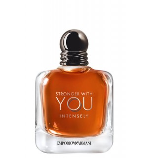 Armani Stronger With You Intensely Erkek Tester Parfüm