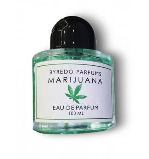 ByRedo parfums Marıjuana edp 100 ml Unisex Tester Parfüm