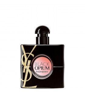 YSL Black Opium Gold Attraction Limited Edition Bayan Tester