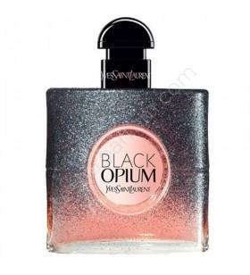 YSL Black Opium Floral Shock Edp 90Ml Bayan Tester Parfüm