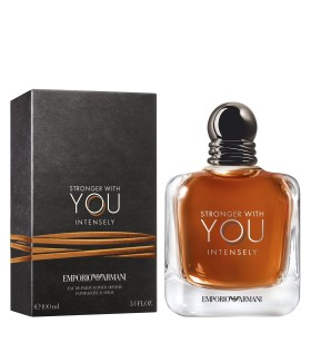 Armani Stronger With You Intensely Erkek Parfüm