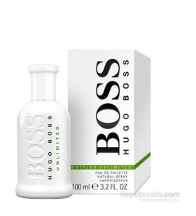 Hugo Boss Bottled Unlimited Edt 100 ml Erkek Parfüm