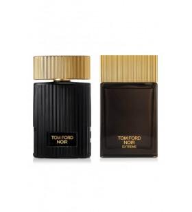 Tom Ford Noir Pour Femme 100 ml Bayan & Tom Ford Noir Extreme 100 ml Erkek Sevgili Parfüm Kombini